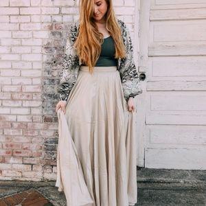 Belle of the Ball Beatiful Maxi Dress
